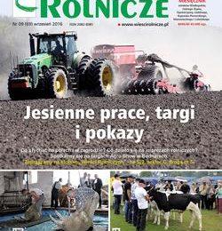 Mini relacja ze spotkania w Nekli na łamach Rolniczych Wieści