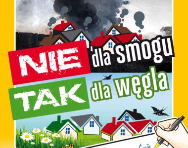 """Podpisz petycję """"NIE dla SMOGU – TAK dla WĘGLA"""""""