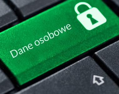 Informacja dot. ochrony danych osobowych